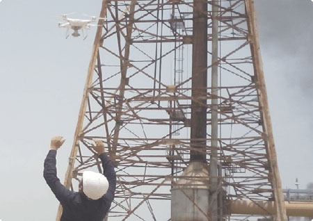 drone inspection india